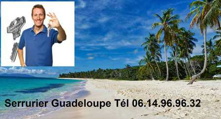 Serrurier gourbeyre guadeloupe