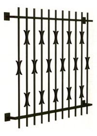 grilles de défense et protection de fenêtres a Ste Anne Guadeloupe